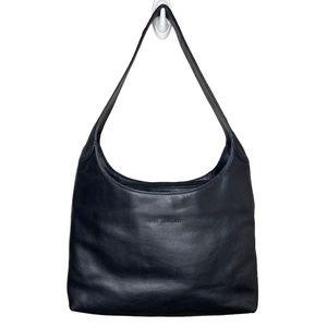 Derek Alexander DAL Black Shoulder Shopper Bag